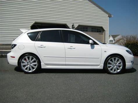 buy mazda 3 hatchback buy used 2008 mazda 3 mazdaspeed hatchback 4 door 2 3l in