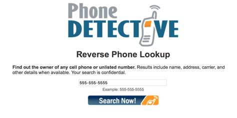 Free Phone Lookup With Name At No Cost Phone Number Lookup Location Using Phonedetective