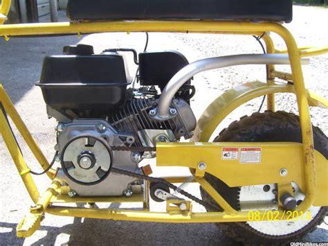 doodlebug engine upgrade doodlebug mini bike predator engine custom baja mini bike