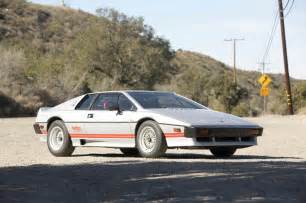 1980 Lotus Esprit Turbo Lotus Esprit Turbo