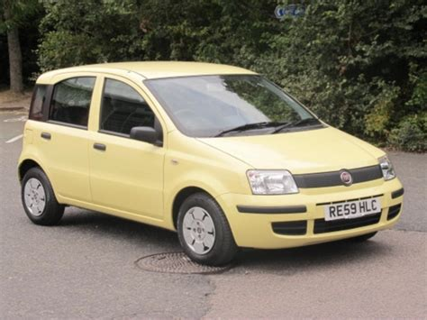 panda for sale used fiat panda 2009 petrol yellow with for sale autopazar