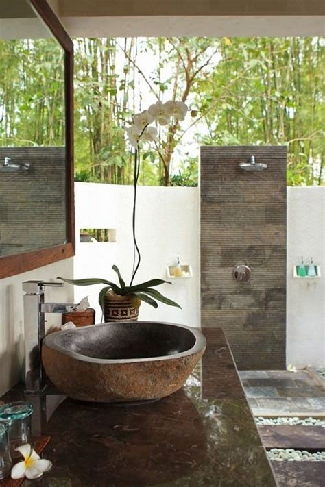 outdoor bathroom rental bathrooms with natural influences tropical bathroom