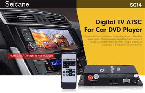 Tv Mobil 14 In car mobile dvd digital tv isdb t tuner receiver set