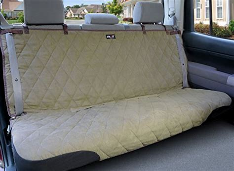 solvit deluxe bench seat cover solvit deluxe sta put smartfit bench size seat cover