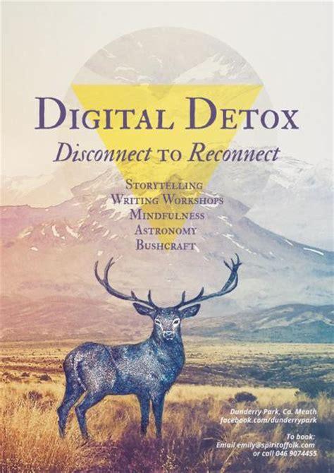 Digital Detox Facts by Digital Detox Network Ireland Holistic Magazine