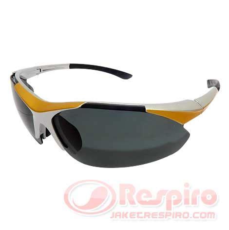 Promo Kacamata Sepeda Keren kacamata respiro sunglass l 3642 jaket motor respiro