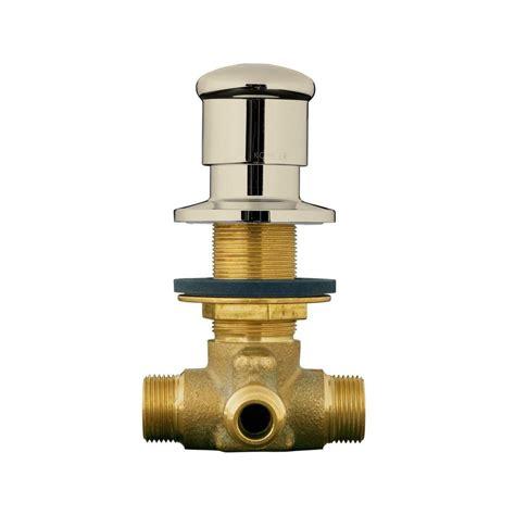 Kohler Faucet Valve by Kohler Deck Mount 2 Way Diverter Valve In Vibrant Polished