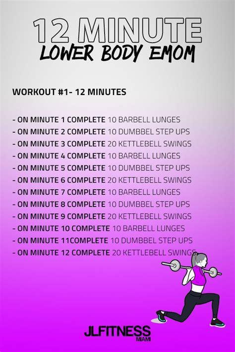minute emom  body focus kettlebell training emom workout kettlebell cardio