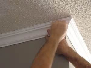 how to install ceiling moulding d i y d e s i g n cutting and installing crown molding