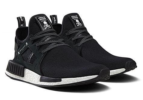 Premium Adidas Master 1 mastermind japan adidas nmd collaboration sneakernews