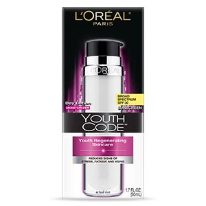 L Oreal Youth Code l oreal youth code