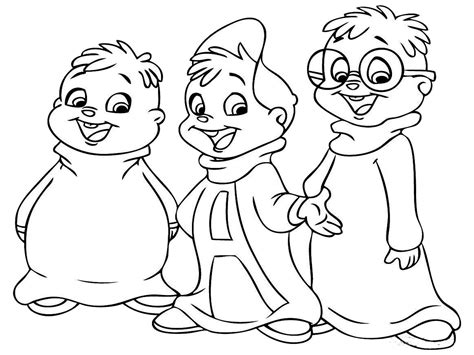 coloring pages book for kidsboys printable coloring pages for boys alvin and the