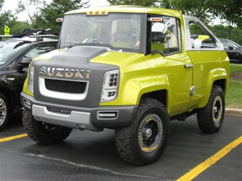 Suzuki 4x4 Cars Wallpapers Suzuki 4x4 Trucks Truckin