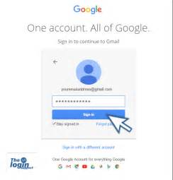 Gmail log in gmail sign in