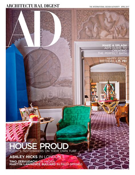 home design magazine germany architectural digest