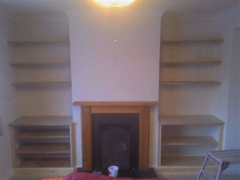 fireplace with shelves on each side fireplace with bookshelves on each side purpose built