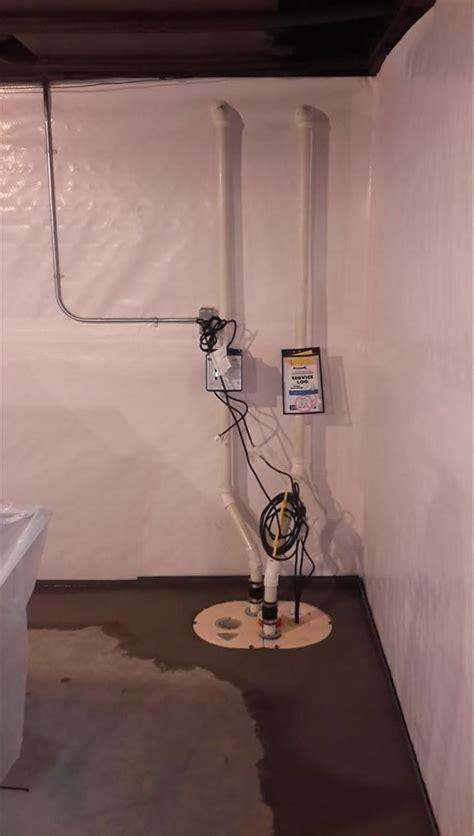 woods basement systems reviews woods basement systems inc basement waterproofing