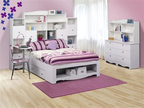 kids white bedroom set cheerful kids room decor with white bedroom furniture and white bookcase headboard for full bed