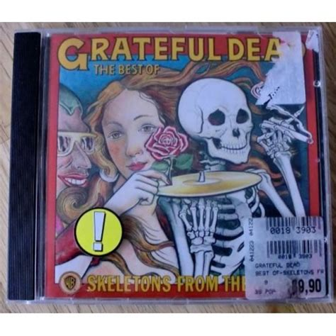 Grateful Dead The Best Of Skeletons From The Closet by Grateful Dead Skeletons From The Closet O Briens Retro