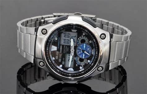 Casio Aq180 Wd Rantai Original jual jam tangan casio standard aq 190wd jam casio