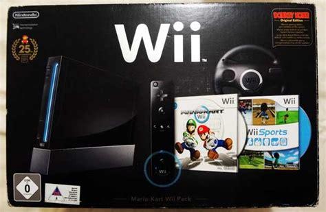 Nintendo Wii Model No Rvl 001 Eur