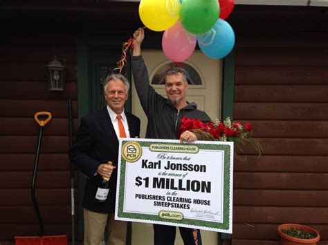 Www Pch Winners - catching up with pch 1 million winner karl jonsson pch blog