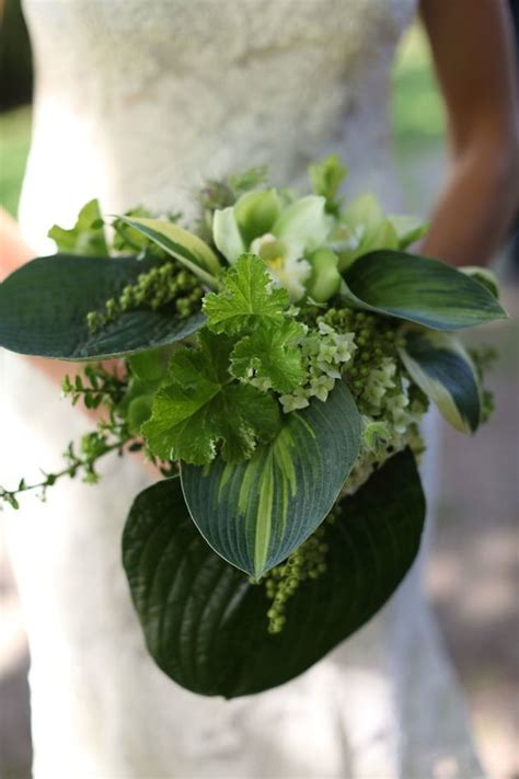 Wedding Bouquet Foliage by Foliage Is The New Flowers Bridal Musings Wedding