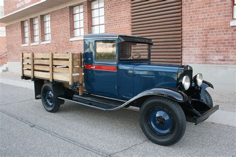 Overhead Bed 1929 chevrolet stakebed pickup 199787