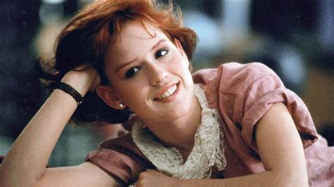 Molly On The by Molly Ringwald I Was So Afraid To Show The