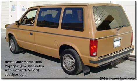 1985 dodge caravan 1985 dodge caravan information and photos momentcar
