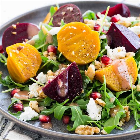 goat cheese salad beet salad with goat cheese
