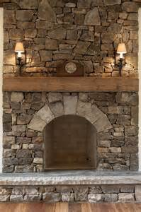 rustic stone fireplace gen4congress com