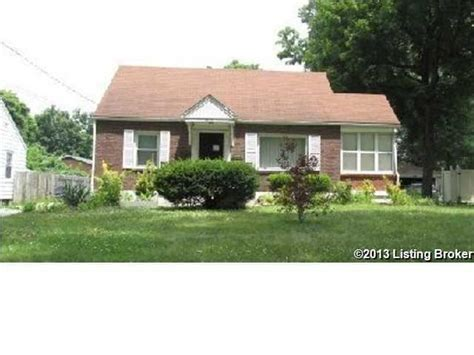 Houses For Sale In Louisville Kentucky by 1819 Olenda Ave Louisville Ky 40216 Foreclosed Home