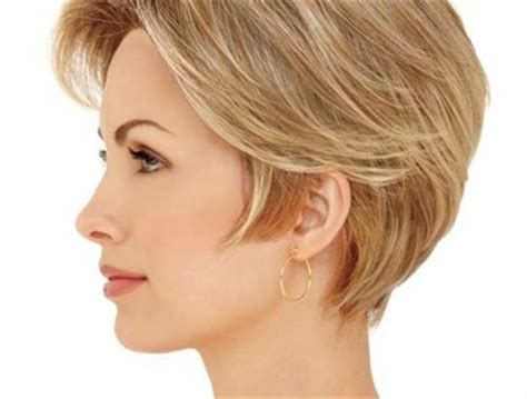 short hair for women with straight hair 60 and over hairstyles for women over 60 with very fine thin and limp