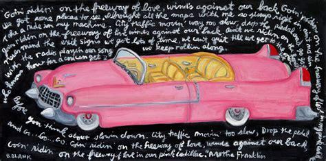Pink Cadillac Lyrics by Pink Cadillac Songs