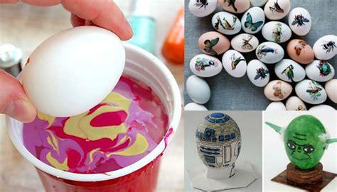 como decorar huevos del hombre araña semana santa 8 creativas decoraciones para huevos de
