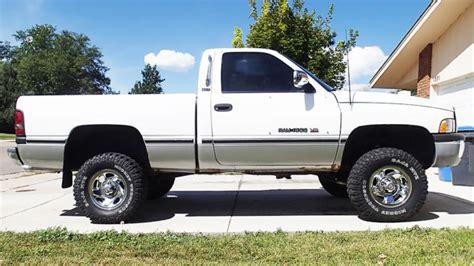 how does a cars engine work 1994 dodge dakota club windshield wipe control custom 1994 dodge ram 1500 4x4 pickup 5 2l 318 lifted modified engine truck for sale in