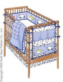 Sewing Patterns For Crib Bedding My Manger Crib Bedding Sewing Pattern