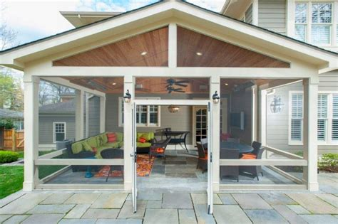 house plan 1765 craftsman with screened sun porch how to convert a flagstone patio into a screened in porch