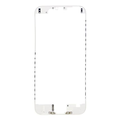 Kaca Lcd Frame Glass Iphone 6g 5 5 White Original plastic lcd digitiser replacement frame bezel for iphone 6
