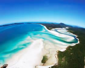 sand beaches fly sail and swim at whitehaven beach whitsunday island