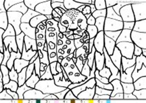 lion color by number coloring pages animal color by number color by number lion coloring pages