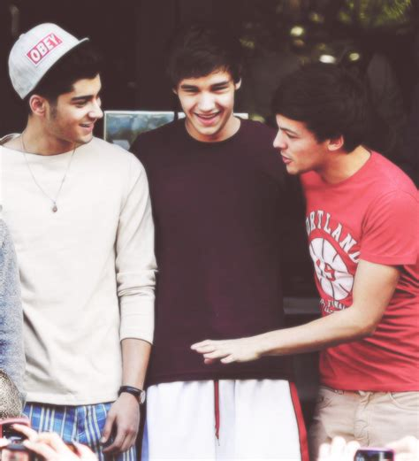 rare zayn malik louis tomlinson and liam payne interview one direction zayn malik obey liam payne louis image