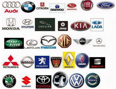 all car brands top car brands logos images for chainimage