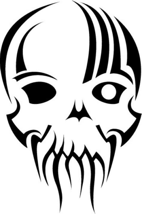 scarica clipart tribale maschera di teschio vettore clip scaricare