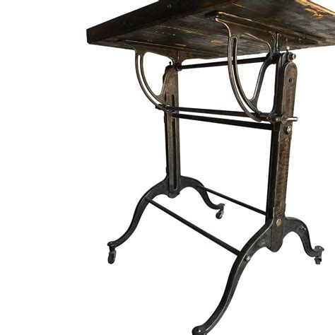Small Drafting Desk Small Drafting Table Small Drafting Table At 1stdibs Shain Dt 2sa30 Split Top Drafting Table