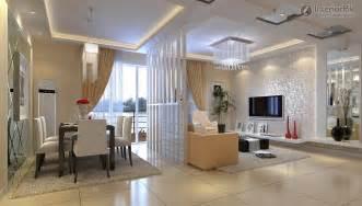 Living Room And Dining Room Divider Living Room Dining Room Divider Decoration Design Effect Drawing Living Room