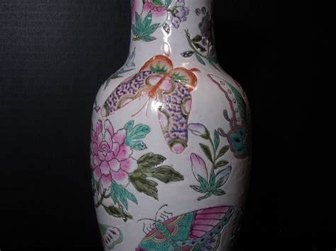 Hfp Macau Vase by Hfp Macau Porcelain Multi Pastel Colored Vase