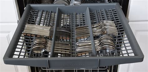 Bosch Third Rack Review by Bosch Shp65tl5uc 500 Series Dishwasher Review Reviewed