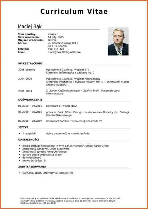 Resume Vs Cv by 7 Resume Vs Curriculum Vitae Budget Template Letter